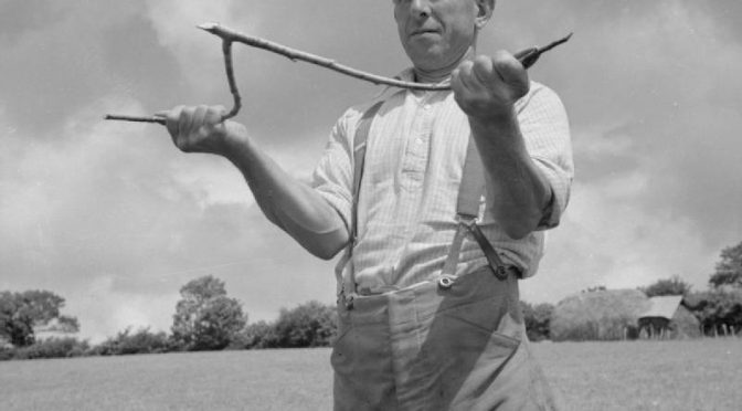 Dowsing in Archaeology