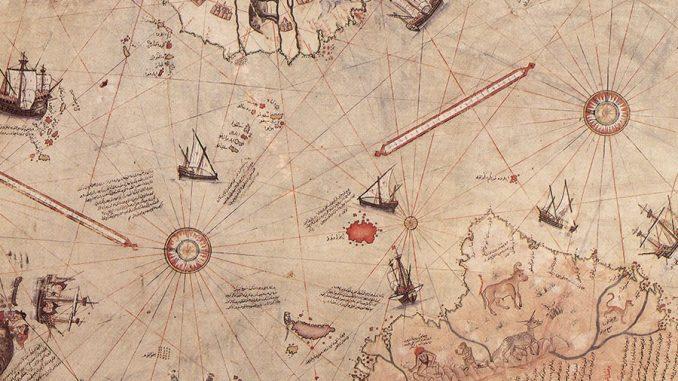 The Piri Reis map Bad Archaeology - akross.info