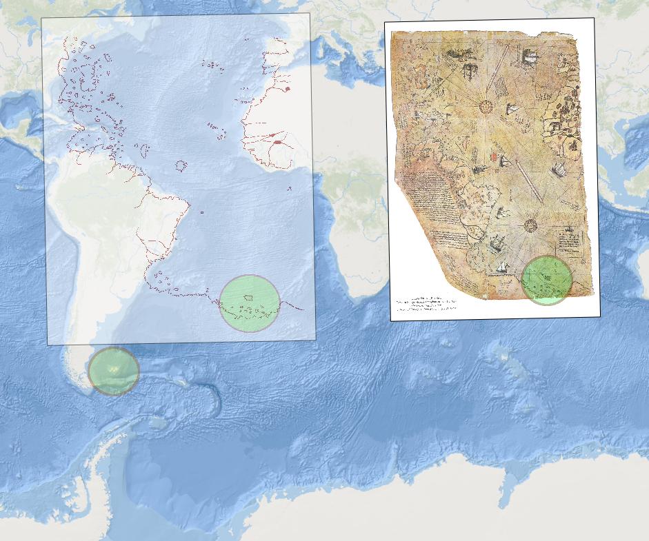 Piri Reis Composite Map